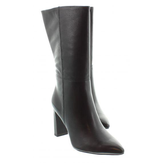 TAMARIS Ladies Tamaris 25390 Heel Calf Boot in Black