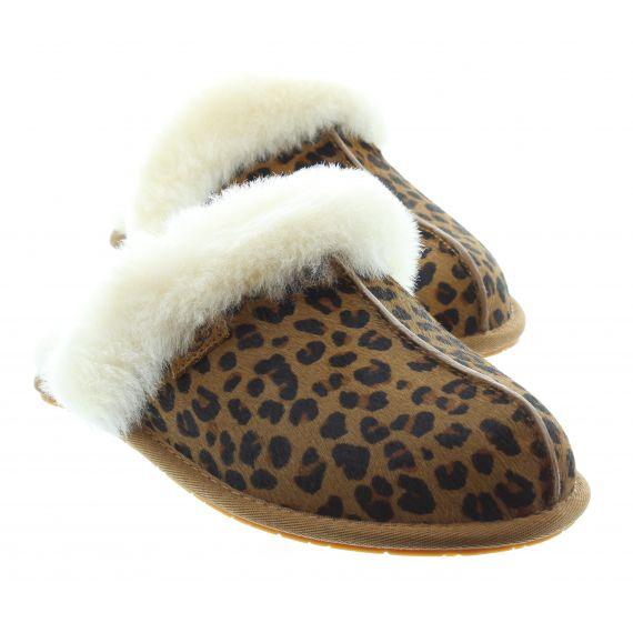 UGG Ladies UGG Scuffette2 Leopard Slipper