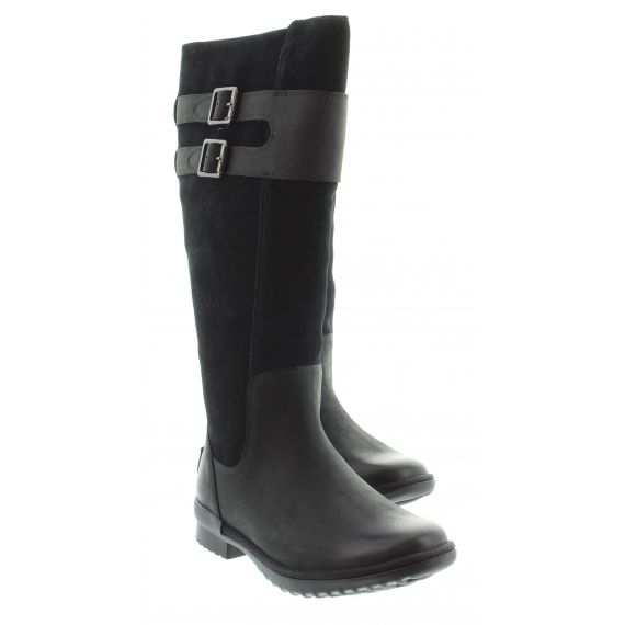 UGG Ladies UGG Zarina Knee Boot in Black