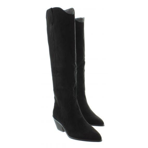 VANESSA_WU Ladies Vanessa Wu 2171 Knee Boot in Black