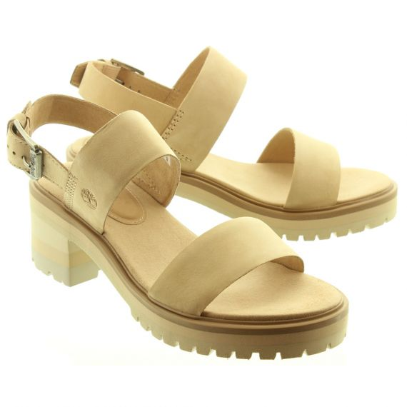 TIMBERLAND Ladies Violet Marsh Sandals In