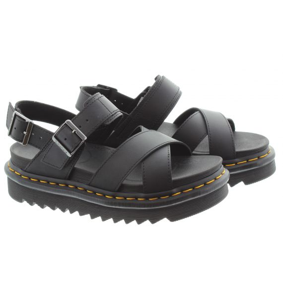 DR MARTENS Ladies Voss 2 Sandals In Black