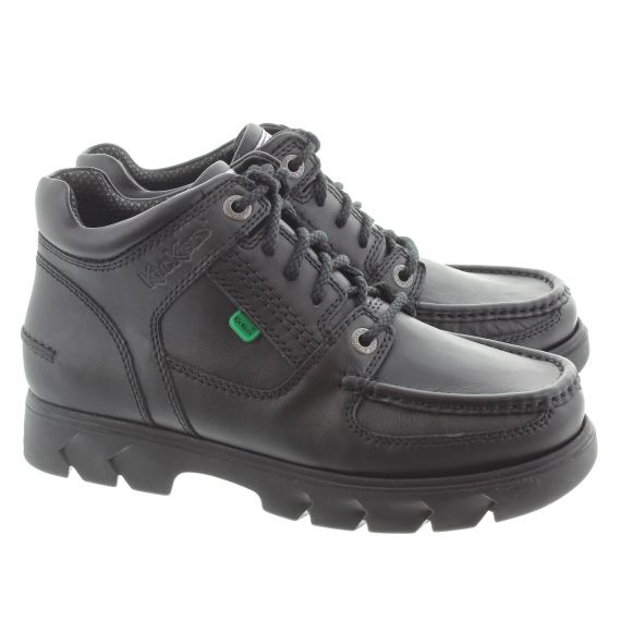 KICKERS Mens Lennon Mid Boots In Black