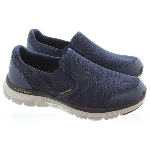 SKECHERS Mens 232230 Flex Advantage Shoes In Navy