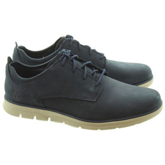 TIMBERLAND Mens Bradstreet Oxford Shoes In Navy