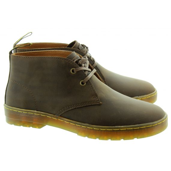 DR MARTENS Mens Cabrillo Desert Boots In Gaucho