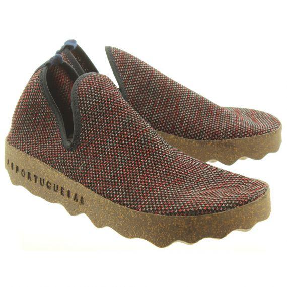 ASPORTUGESAS Mens City Slip On Shoes In Multi