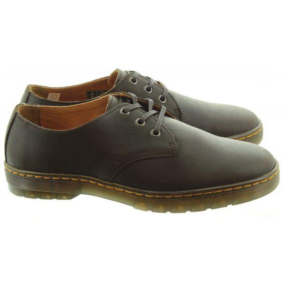 DR MARTENS Mens Coronado Shoes In Acorn Brown