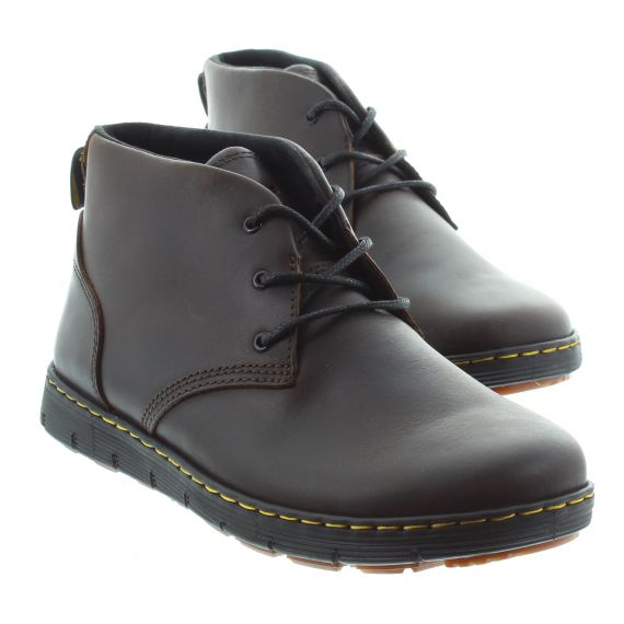 DR MARTENS Mens Dr Martens Rhodes Chukka in Brown