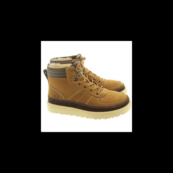 UGG Mens Highland Sport Boots In Chestnut