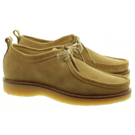 DEAKINS Mens Bowling Apron Shoes in Sand
