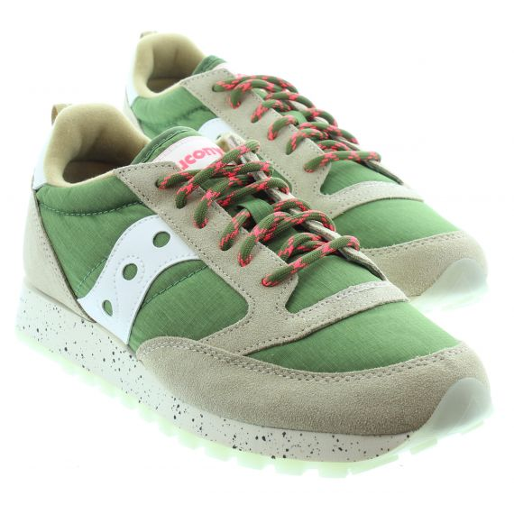 SAUCONY Mens Saucony Jazz Trail in Green