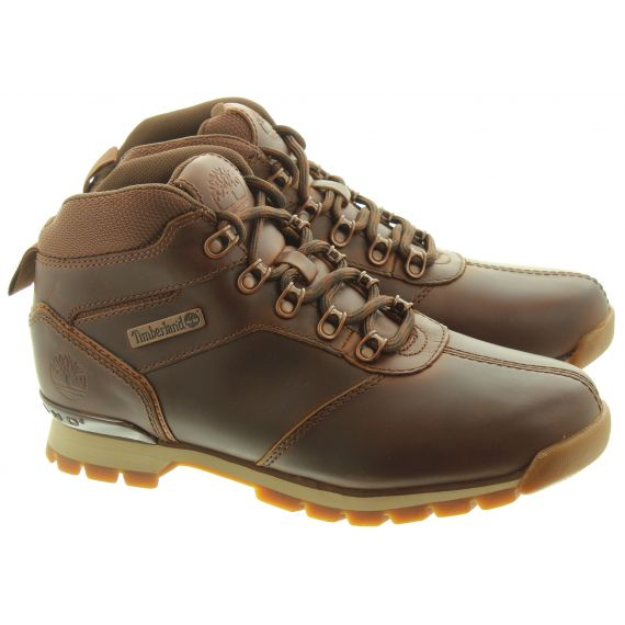 TIMBERLAND Mens Splirock2 Boots In Brown