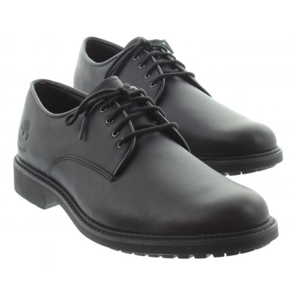 TIMBERLAND Mens Timberland Stormbuck Oxford Shoe in Black