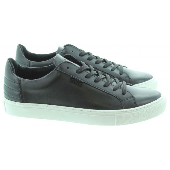 DEAKINS Mens Tyson Cupsole Shoes In Black