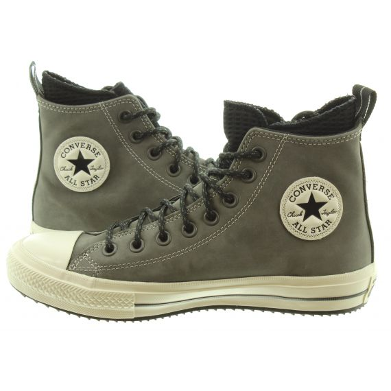 CONVERSE Mens WP Allstar Hi Boots In Grey