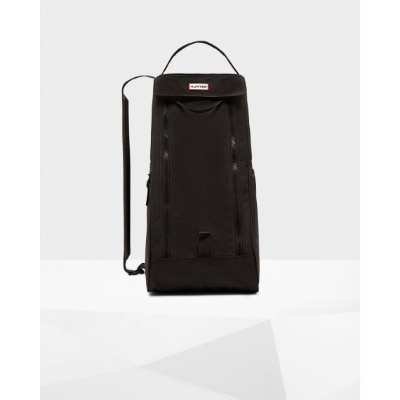 HUNTER Original Tall Boot Bag In Black