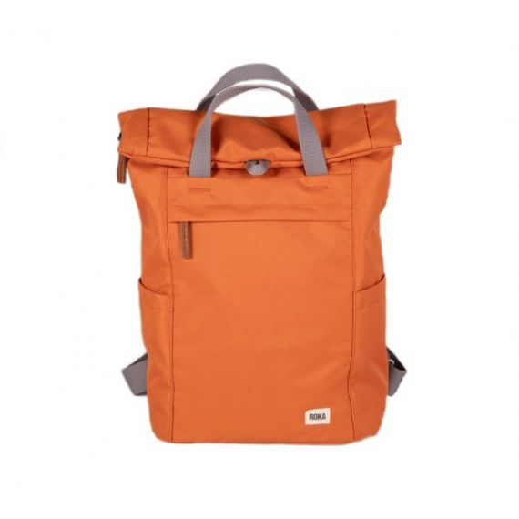 ROKA Finchley Sustainable Bag in Atomic Orange