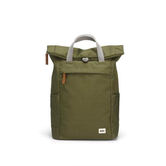 ROKA Finchley Sustainable Bag in Moss