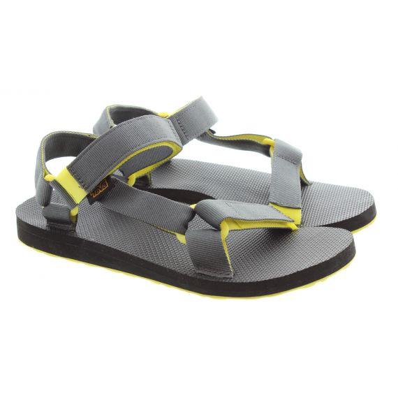 TEVA Mens Original Universal Sandals In Grey