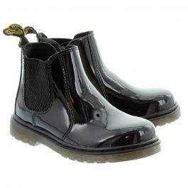 doc martens black chelsea boots