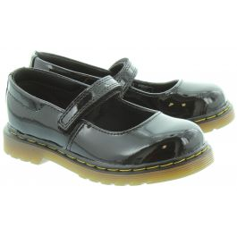 Dr Martens Kids Tully Mary Jane Bar