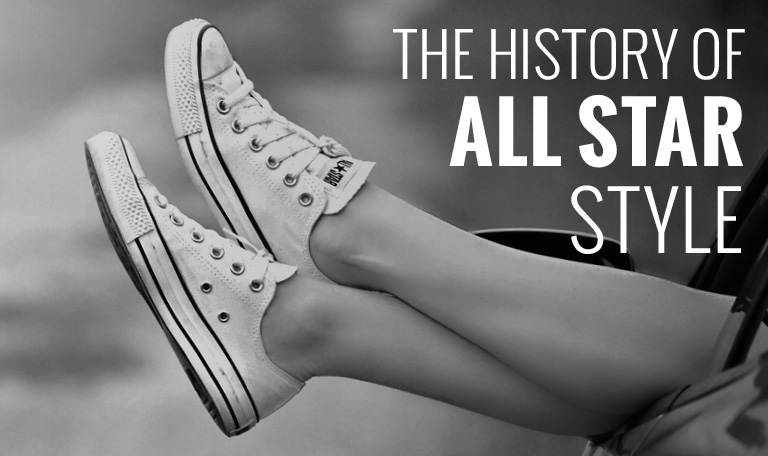 Converse: The History of All Star Style