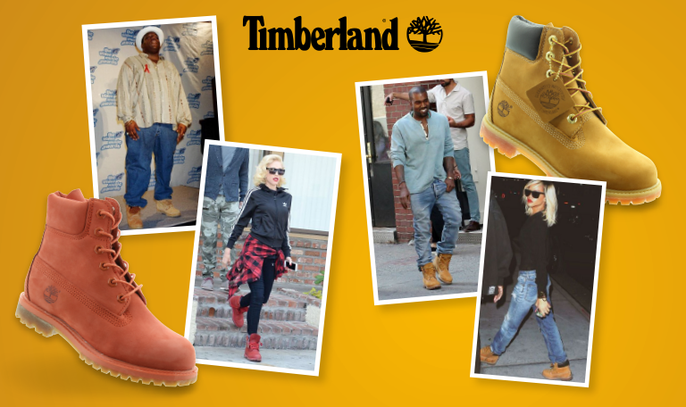 Timeless Timberland Boots: Firm Celeb Faves Since the 90's