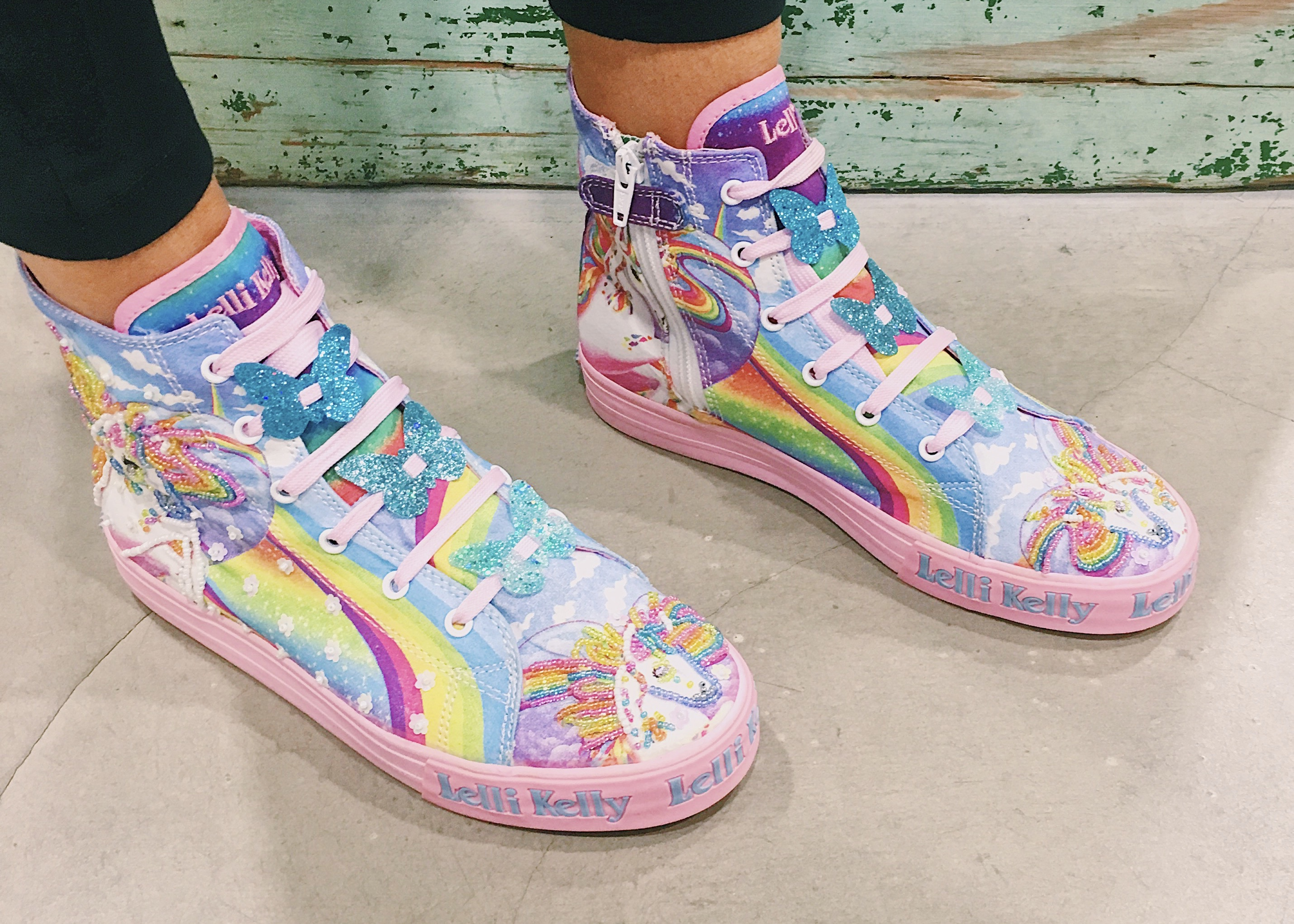 Lelli Kelly Unicorn Shoes Now in at Jake Shoes
