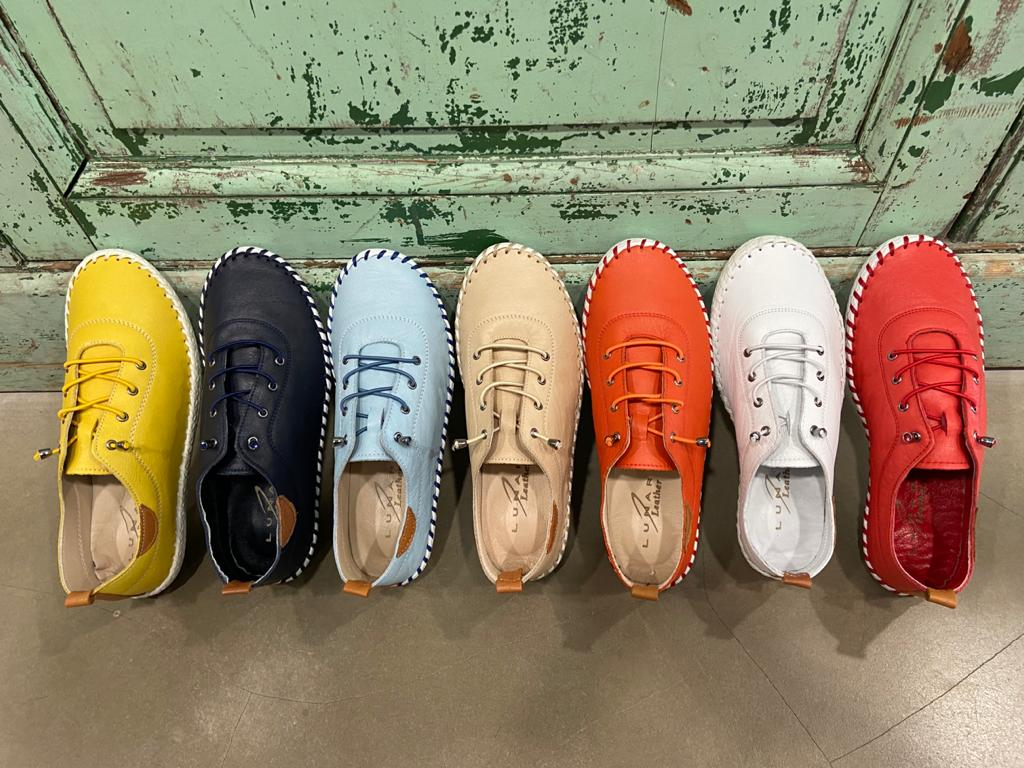 Soft Ladies Shoes? Meet The St Ives From Lunar