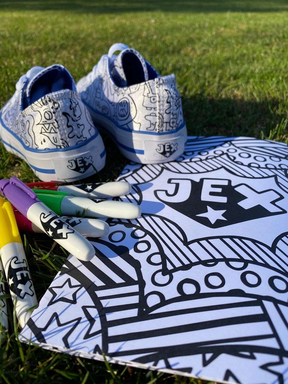 Jex shoes – possibly the coolest shoes made to date?